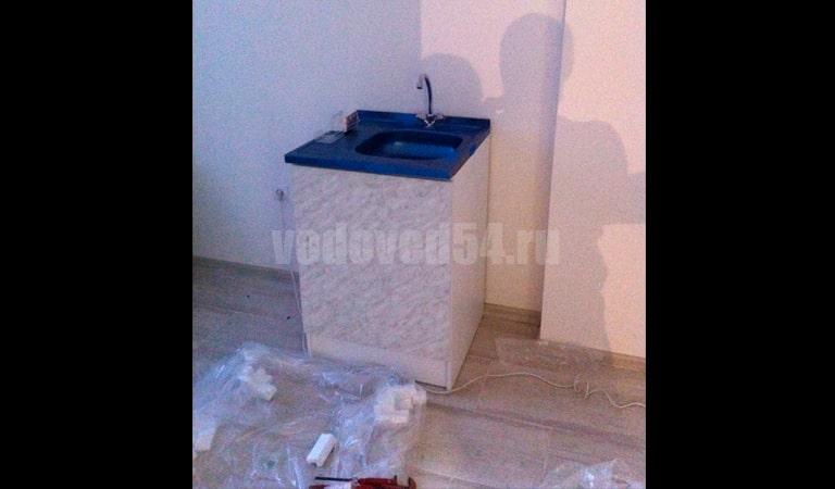 Замена сантехники в трехэтажке (13)