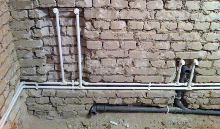 Замена сантехники в трехэтажке (7)