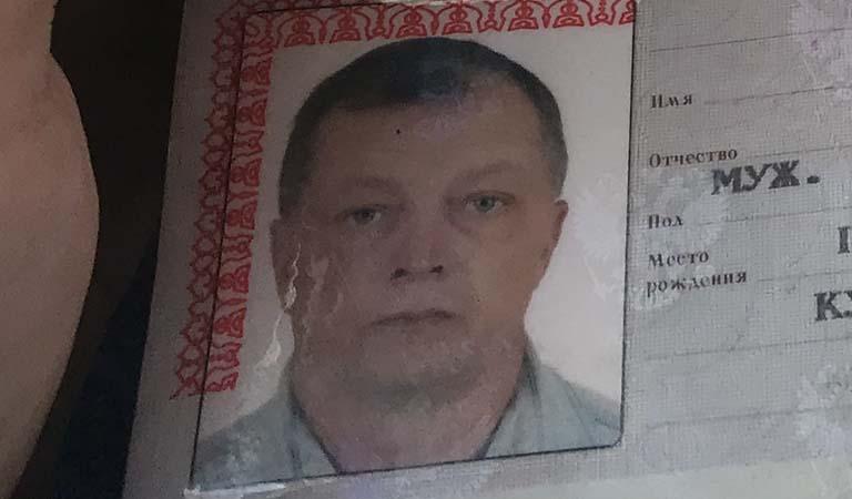 Паспорт Савиных Николай Николаевич